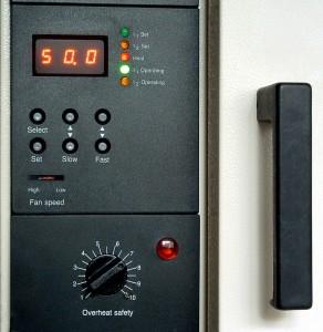Tape 'Baking' Oven